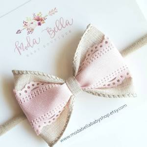 moda bella bow