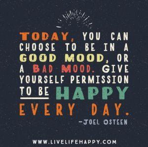 choose hapoy